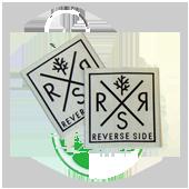 Жаккардовые этикетки RSR