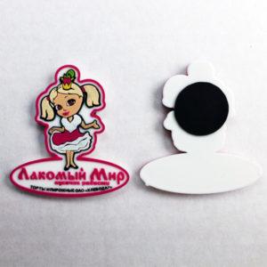 Магниты с логотипом